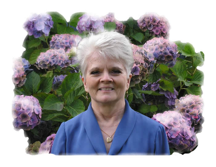 Successful author Louise Lenahan Wallace